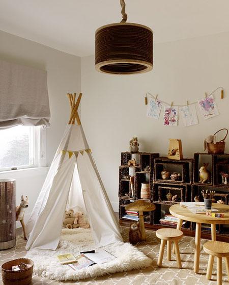 دکوراسیون استثنایی اتاق کودک,طراحی اتاق کودک