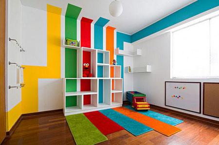 رازهای طراحی یک اتاق کودک استثنایی!