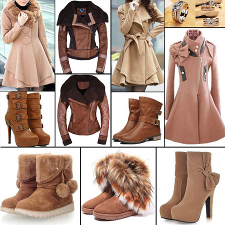 ست لباسهای زیبای زمستانه2015
