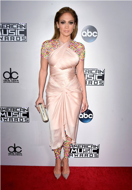 پوشش هنرمندان هالیوودی,هنرمندان هالیوودی در Music Awards 2014