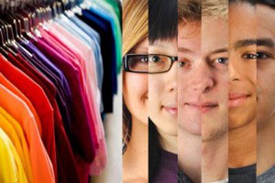 مناسب ترین رنگ لباس,انتخاب لباس با رنگ پوست