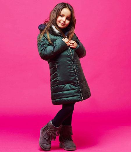 مدل کاپشن بچه گانه,لباس زمستانی برند Peuterey