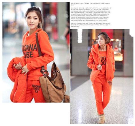 مدل سوئی شرت پاییز و زمستان زنانه جدید