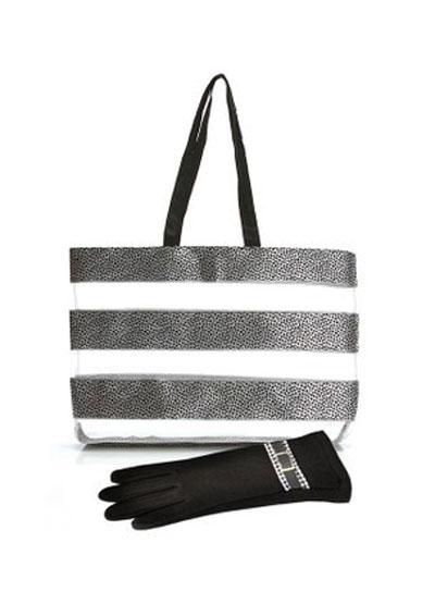 mo16894 مدل ست دستکش و کیف زمستانی