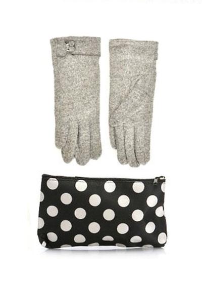 mo16900 مدل ست دستکش و کیف زمستانی