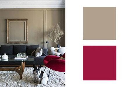 بهترین ترکیب رنگ های 2015, بهترین ترکیب رنگ های 2015 در دکوراسیون