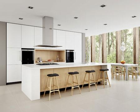 دکوراسیون مدرن آشپزخانه,طراحی آشپزخانه های مدرن