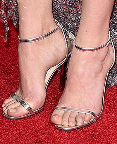 کیف و کفش ستارگان هالیوودی, ستارگان هالیوودی در گلدن گلوب 2015