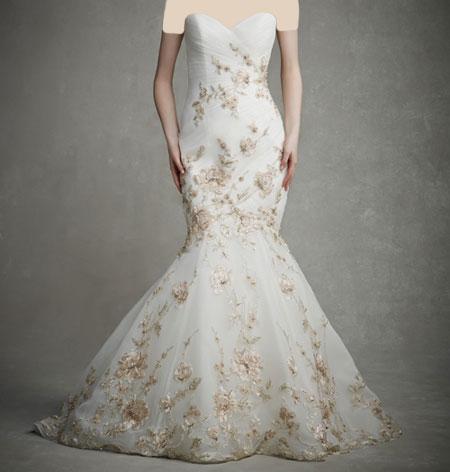 مدل لباس عروس سری اول