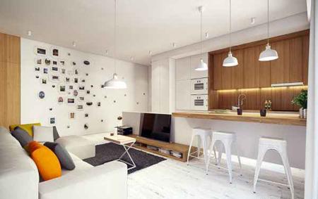 عکس خانه ویلایی کوچک,نقشه خانه باغ 50 متری