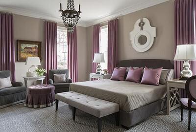 رنگ مناسب اتاق, روانشناسی رنگ ها