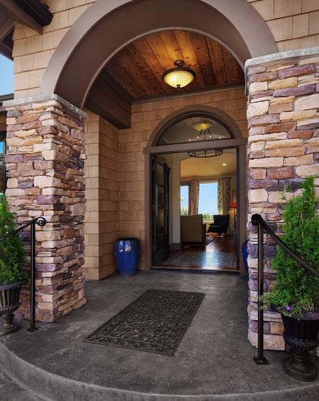فنگ شویی در ورودی خانه,دکوراسیون در ورودی