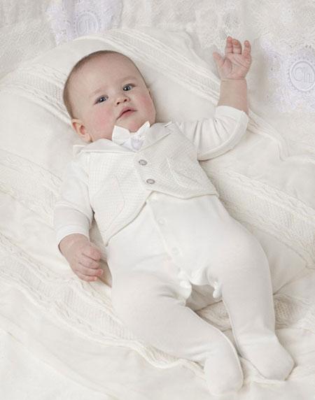 لباس نوزاد پسرانه, مدل سرهمی های نوزادی