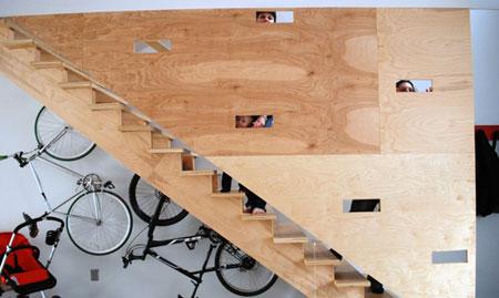 طراحی راه پله های جدید,راه پله های جدید و منحصر به فرد