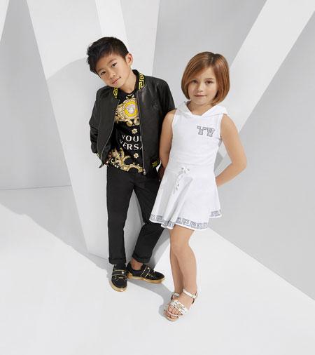 مدل لباس کودکانه برای بهار 2015