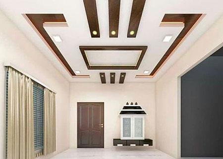 دکوراسیون کناف سقف سال 95,طراحی جدید سقف ها 1395 و جدید و زیبا