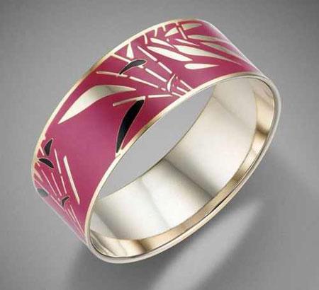جدیدترین مدل دستبندهای طلا و جواهرات سال 2015