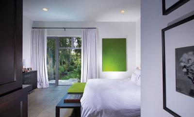 طراحی داخلی به رنگ سبز,رنگ سبز در طراحی خانه