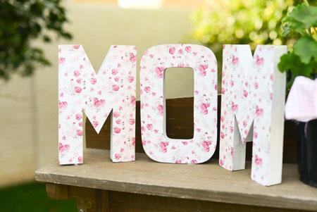 دکوراسیون خانه در روز مادر,دکوراسیون روز مادر