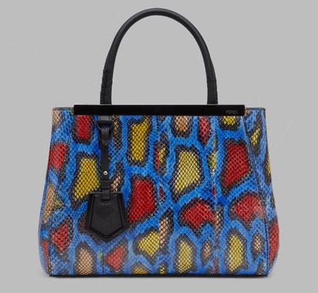 جدیدترین کیف زنانه, تصاویر کیف Fendi