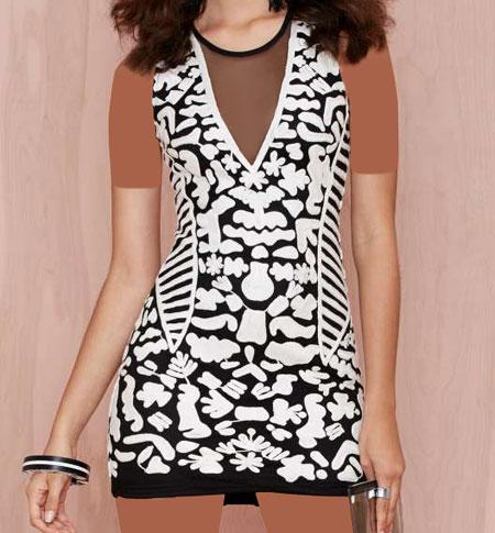 لباس مجلسی کوتاه,مدل پیراهن دخترانه