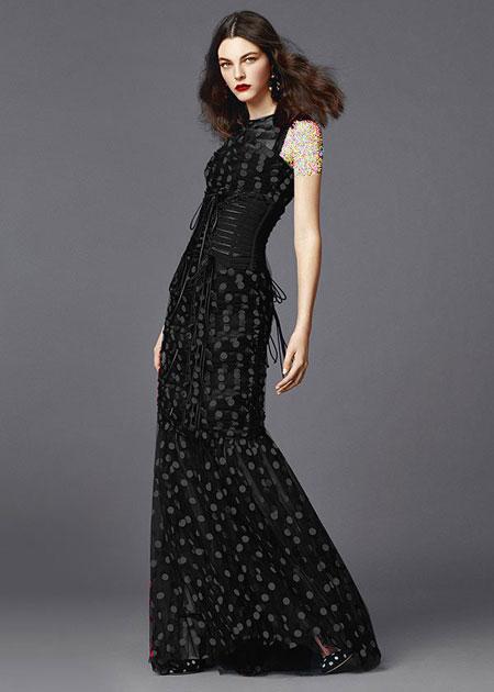 پیراهن دی اند جی 2015,مدل لباس دی اند جی 2015