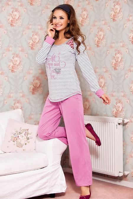 مدل های لباس راحتی دخترانه