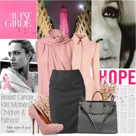 مدل لباس بهاری, لباس بهاری آنجلینا جولی