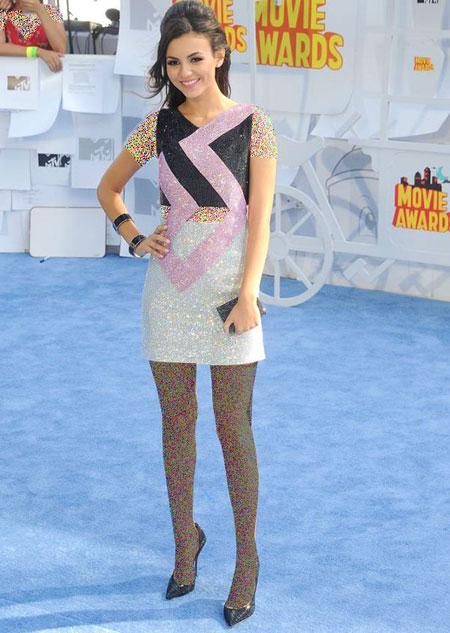 مدل لباس ستارگان هالیوودی در مراسم Mtv Movie Awards,شیک ترین لباس ستارگان هالیوودی