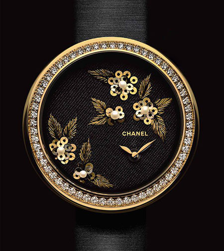 شنل ( Chanel ),مدل ساعت شنل,مدل ساعت زنانه