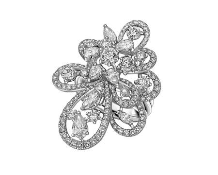انگشتر جواهر Larry ,شیک ترین مدل جواهرات