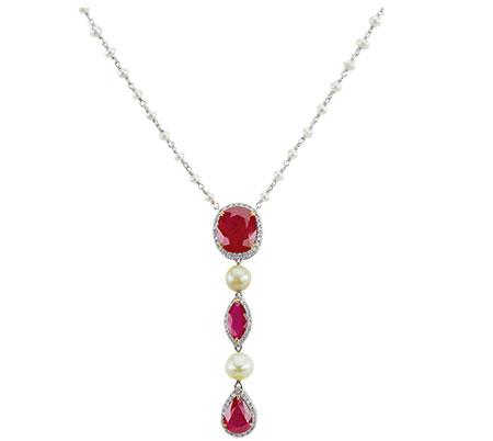 جواهرات Alzain Jewelry,مدل گردنبندهای جواهر