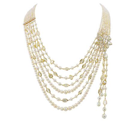 مدل جواهرات Alzain Jewelry,شیک ترین مدل گردنبندهای جواهر