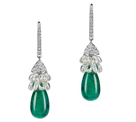 جواهرات Alzain Jewelry,مدل گوشواره های جواهر
