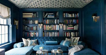 بهترین رنگ ها در دکوراسیون خانه,رنگ های انرژی زا در دکوراسیون