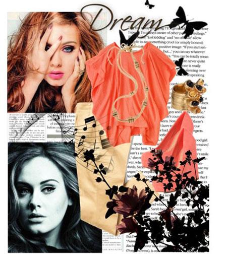 لباس های بهاری آدل, بهترین مدلهای لباس بهاری آدل
