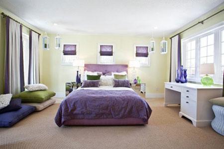 فنگ شویی اتاق خواب, طراحی و دکوراسیون اتاق خواب