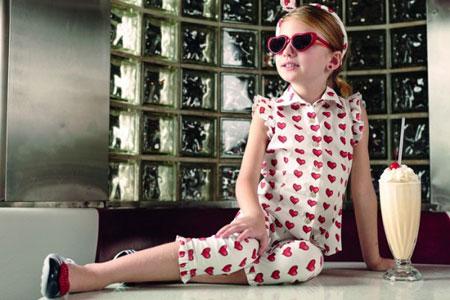 لباس بهاری دخترانه Monnalisa,لباس بهار و تابستان Monnalisa