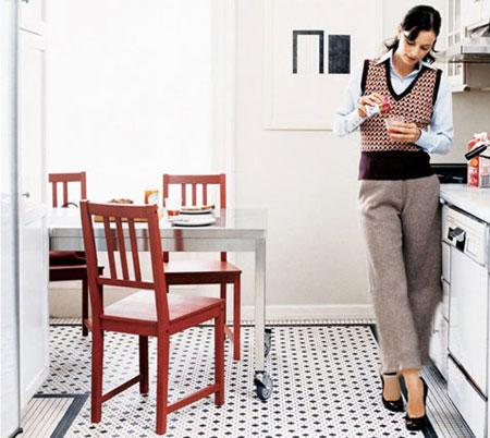 دکوراسیون کاربردی آشپزخانه,دکوراسیون آشپزخانه های کوچک