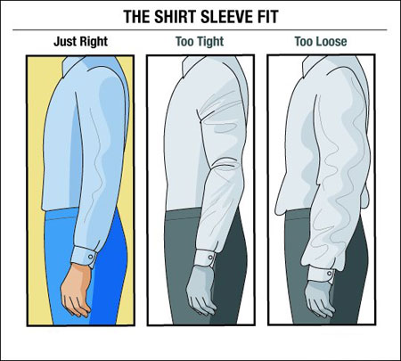 راهنمای خرید پیراهن,خرید پیراهن مردانه