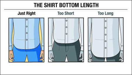 اصول خرید پیراهن,خرید پیراهن مردانه