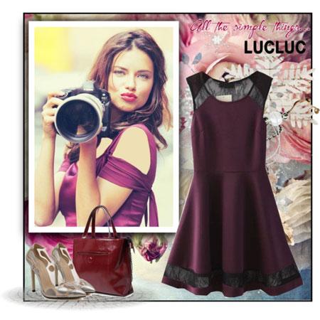 ست کردن لباس بهاری به سبک آدریانا لیما,لباس های بهاری آدریانا لیما