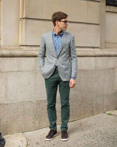 ظاهری مردانه و زیبا, نکاتی برای لباس پوشیدن آقایان