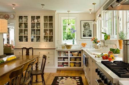 سبک های مختلف آشپزخانه,آشنایی با سبک های مختلف آشپزخانه