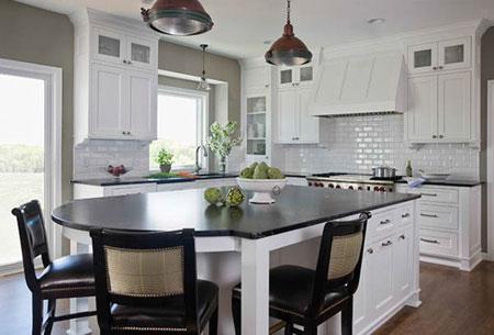 طراحی فضای آشپزخانه, سبک های مطرح آشپزخانه