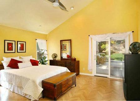 روانشناسی رنگ زرد اتاق خواب،آشنایی با بهترین رنگ اتاق خواب