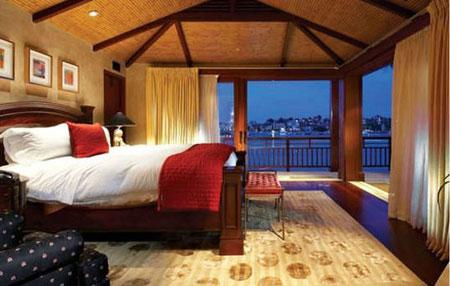 روانشناسی رنگ قهوه ای اتاق خواب،بهترین رنگ اتاق خواب