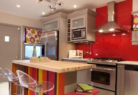 طراحی و چیدمان آشپزخانه,نکاتی برای طراحی آشپزخانه