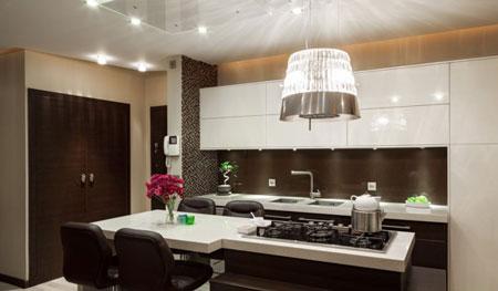 طراحی داخلی آشپزخانه, طراحی دکوراسیون آشپزخانه