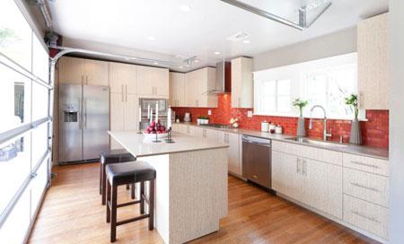 نکاتی برای طراحی آشپزخانه،اصول طراحی آشپزخانه